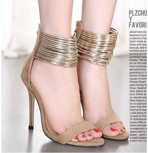 Sandale à Talon Parfaites 4