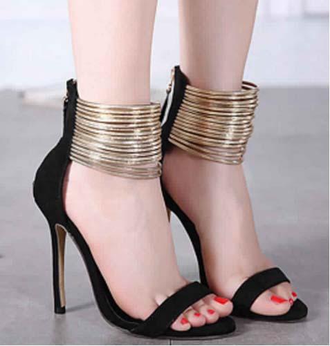 Sandale à Talon Parfaites 7