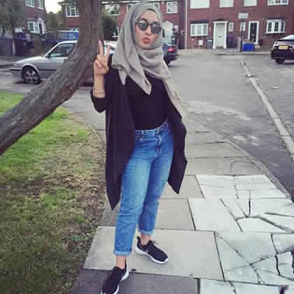 Style Mastour Pour Hijab