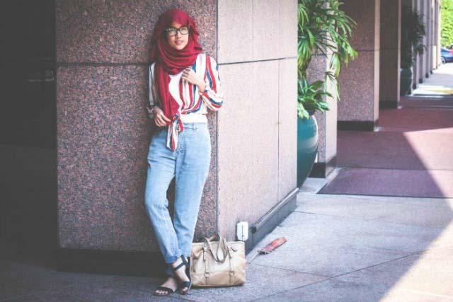 Style Mastour Pour Hijab5