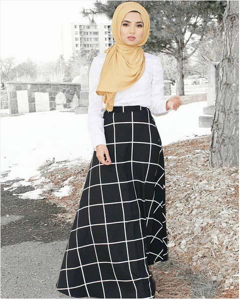 Styles Hijab Inspirants