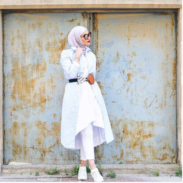 Styles Hijab