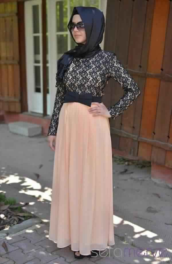 Tenue Hijab Moderne 10