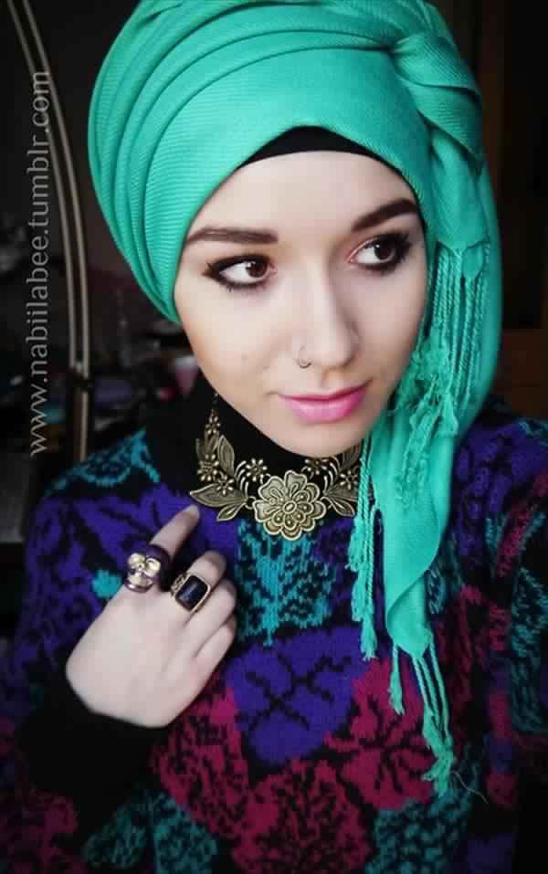 Tenue Hijab Moderne 4