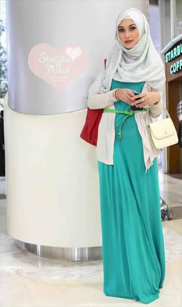 Tenue Hijab Moderne 5