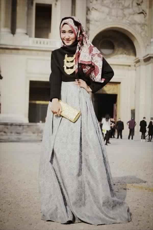 Tenue Hijab Moderne 7