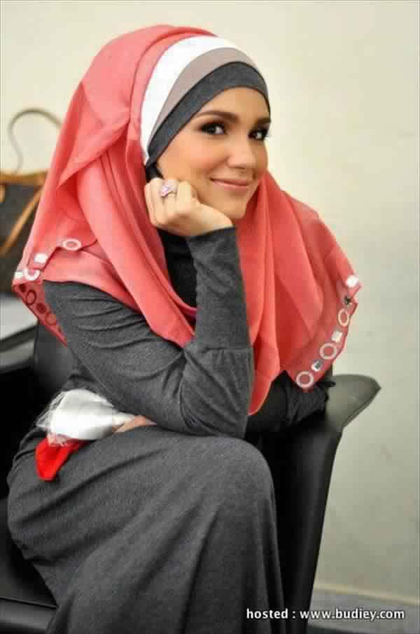 Tenue Hijab Moderne 9