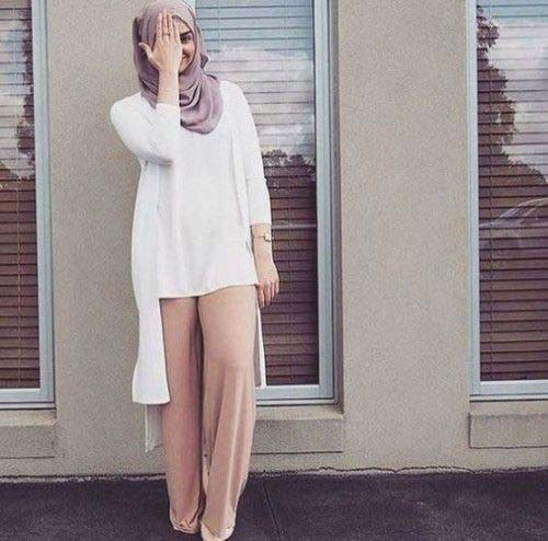 Tenue Hijab moderne10