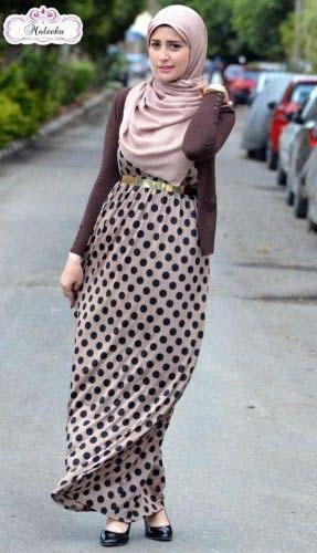 Tenue Hijab moderne12