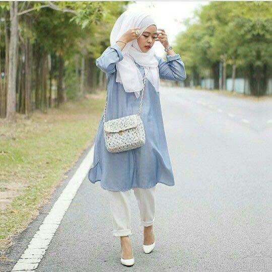 Tenue Hijab moderne14