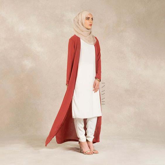 Tenue Hijab moderne15