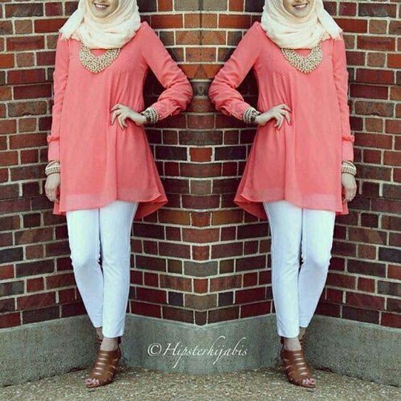 Tenue Hijab moderne17
