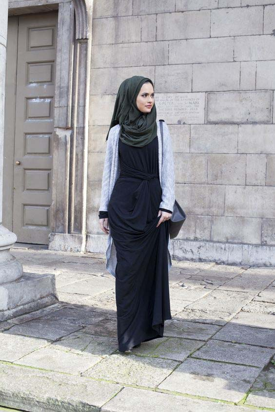 Tenue Hijab moderne19