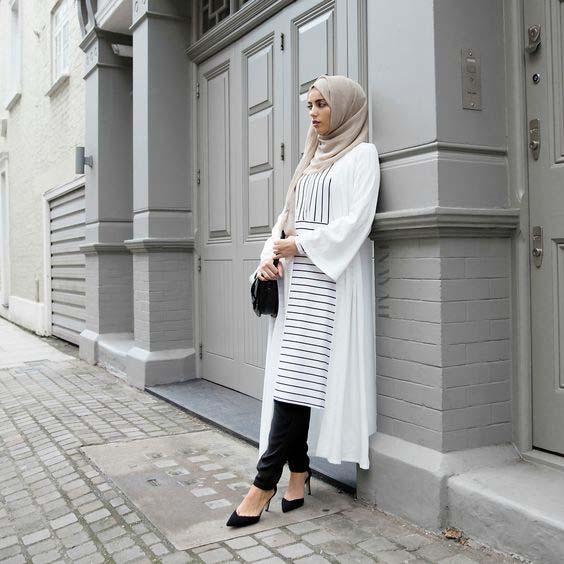 Tenue Hijab moderne20