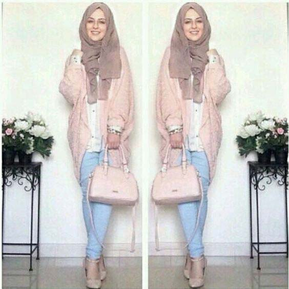 Tenue Hijab moderne8