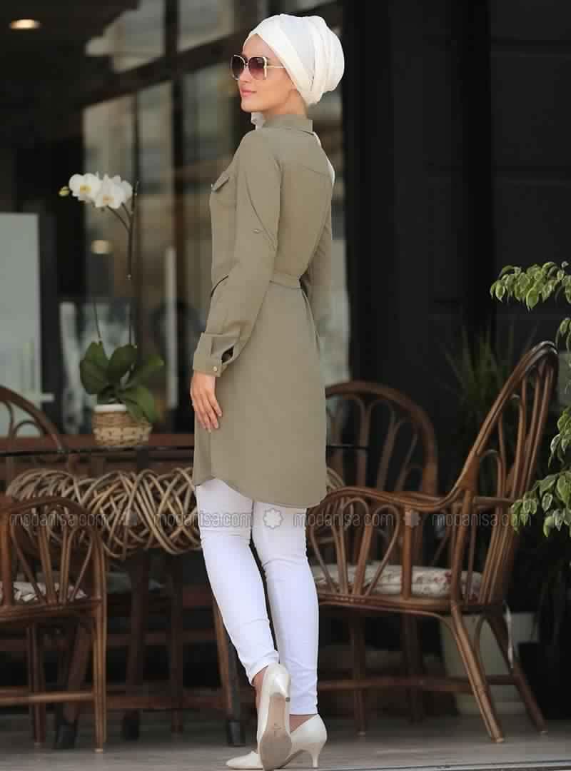 Tuniques Longues Pour Femme Voilée12