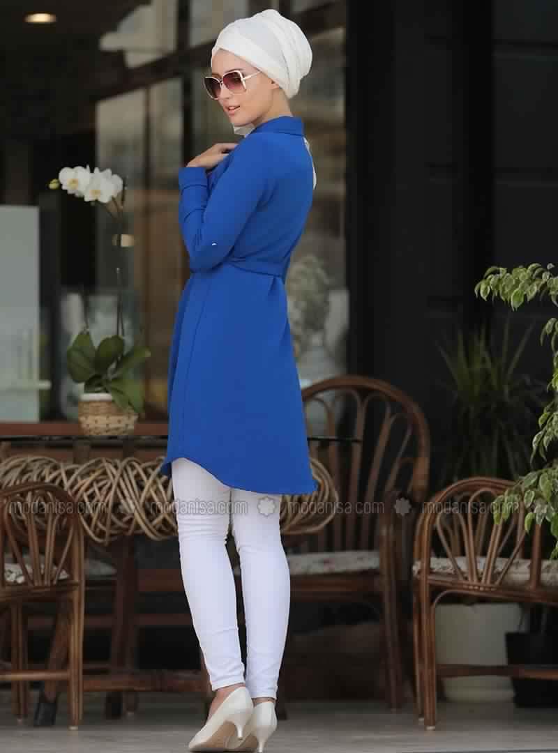 Tuniques Longues Pour Femme Voilée5