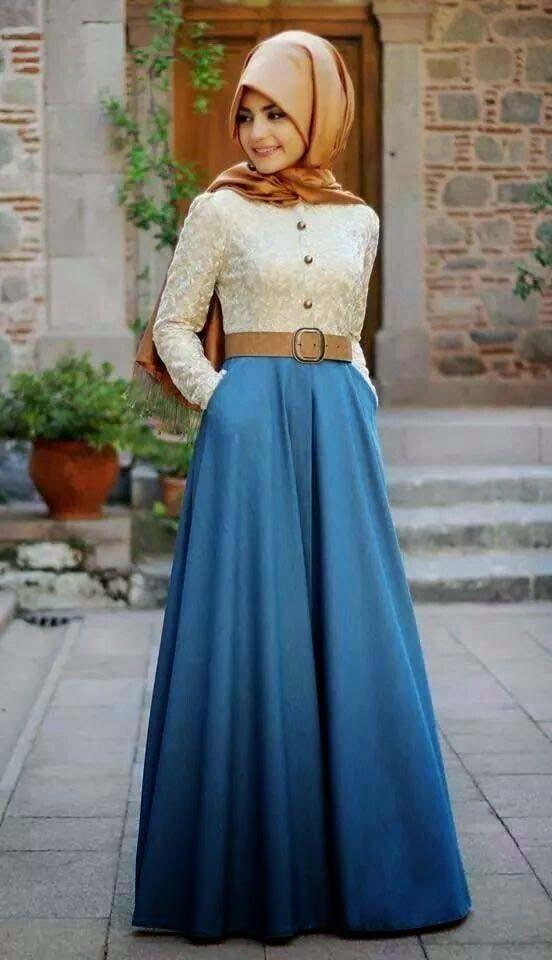 la jupe longue, il suffit de savoir la porter pour l'adopter.12
