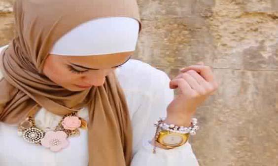 30 Magnifiques Façons chic et élégantes de porter son Hijab11