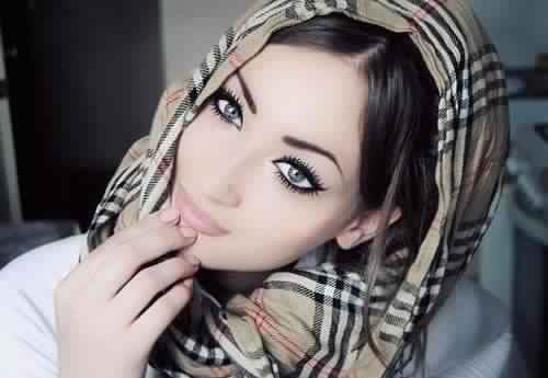 30 Magnifiques Façons chic et élégantes de porter son Hijab2