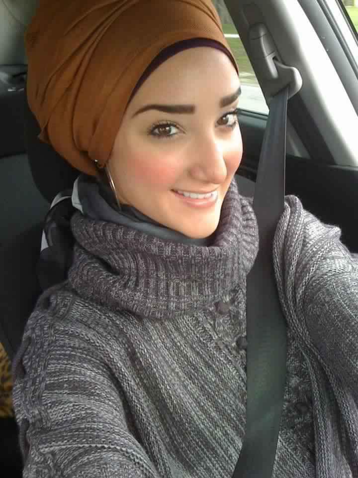 30 Magnifiques Façons chic et élégantes de porter son Hijab3