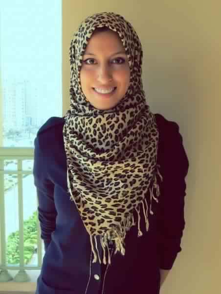 30 Magnifiques Façons chic et élégantes de porter son Hijab5