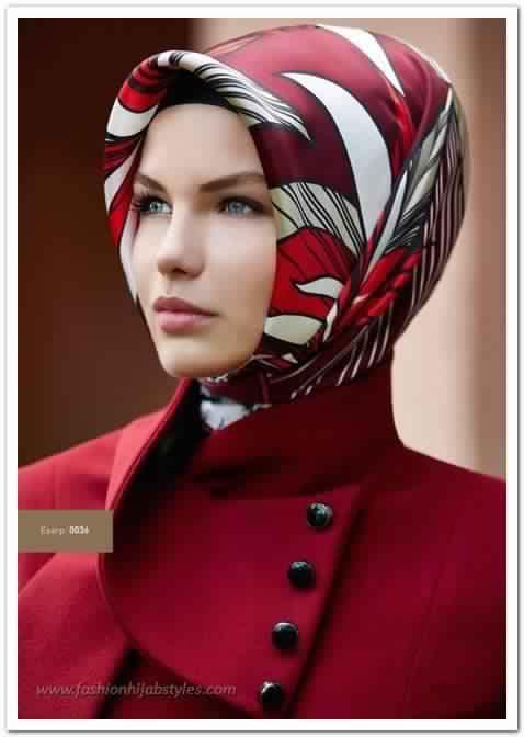 30 Magnifiques Façons chic et élégantes de porter son Hijab7