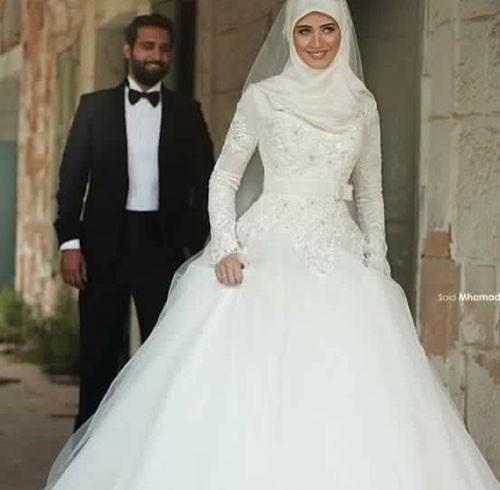 Hijab mariage 12