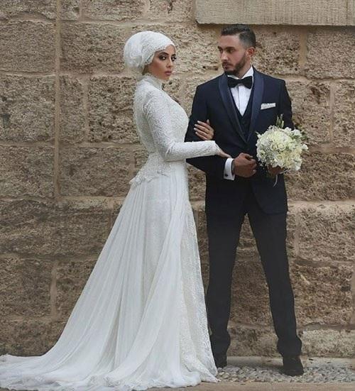 Hijab mariage 9