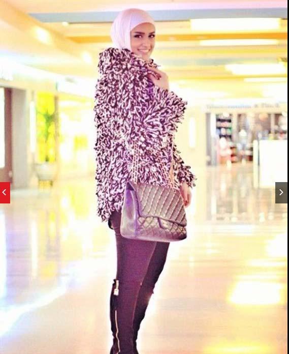 Hijab mode automne hiver 2016-2017