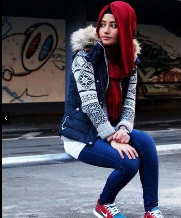 Hijab mode automne hiver 2016-20171
