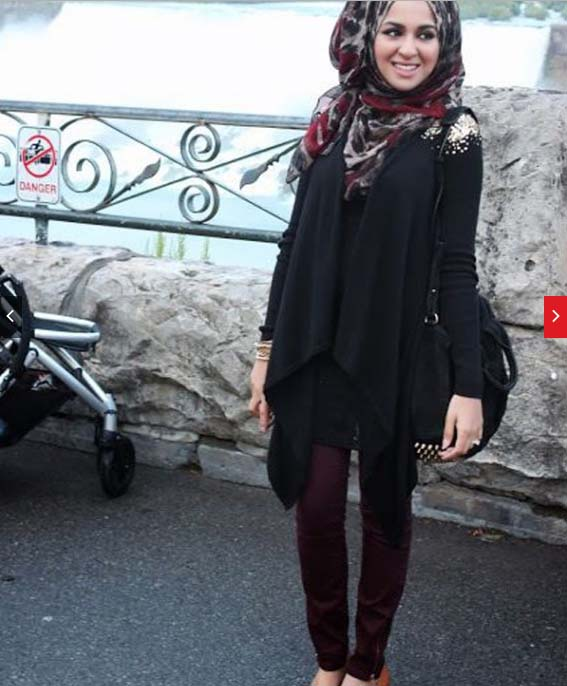 Hijab mode automne hiver 2016-201710