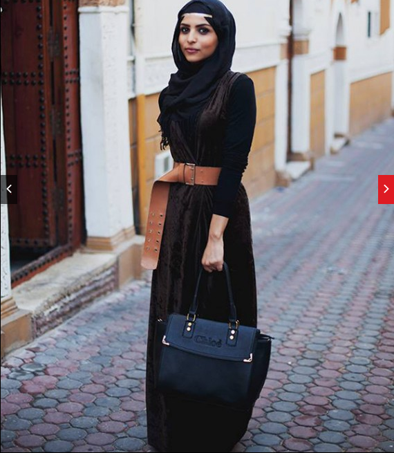 Hijab mode automne hiver 2016-20176