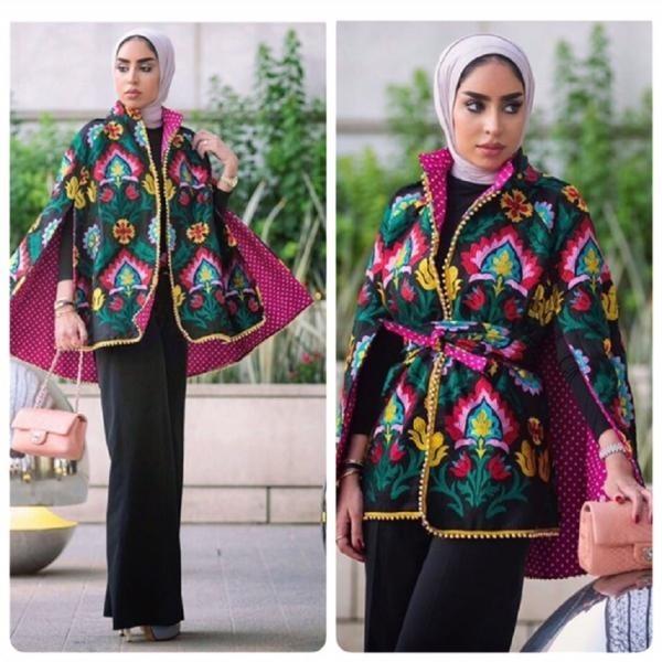 Hijab tendance Automne 1