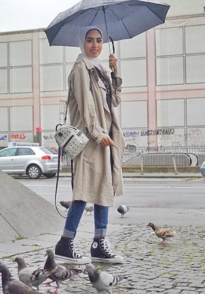 Hijab tendance Automne 2