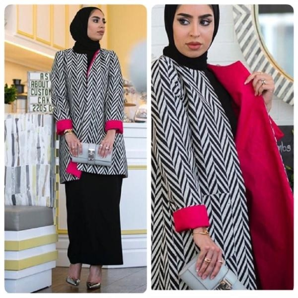 Hijab tendance Automne 7