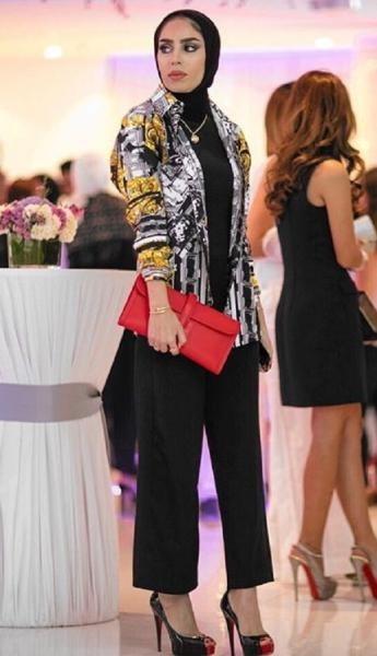 Hijab tendance Automne 9