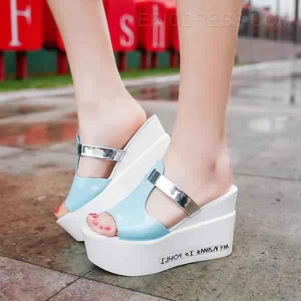 Magnifique Sandales très Classe et Fashion Pas Chères2