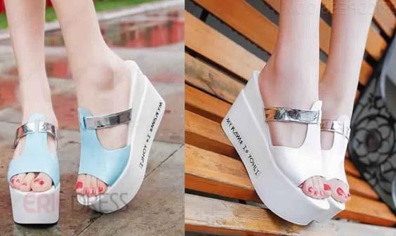 Magnifique Sandales très Classe et Fashion Pas Chères4