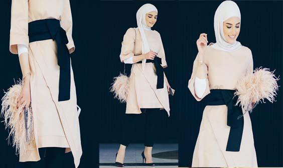 Magnifiques Idées De Tenue Hijab Tendance 2016 Pour vous Inspirer16