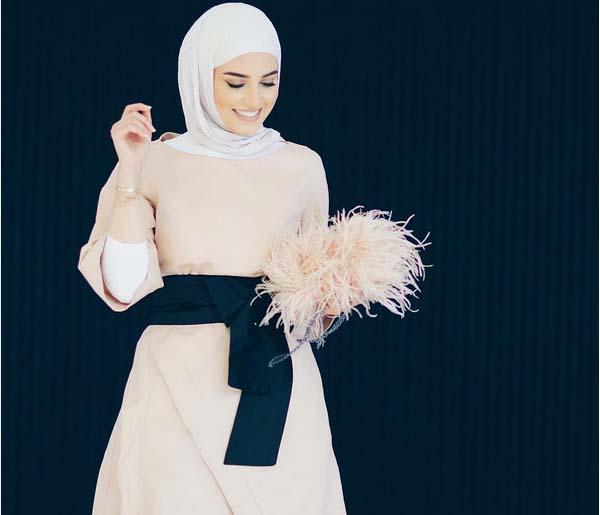 Magnifiques Idées De Tenue Hijab Tendance 2016 Pour vous Inspirer4