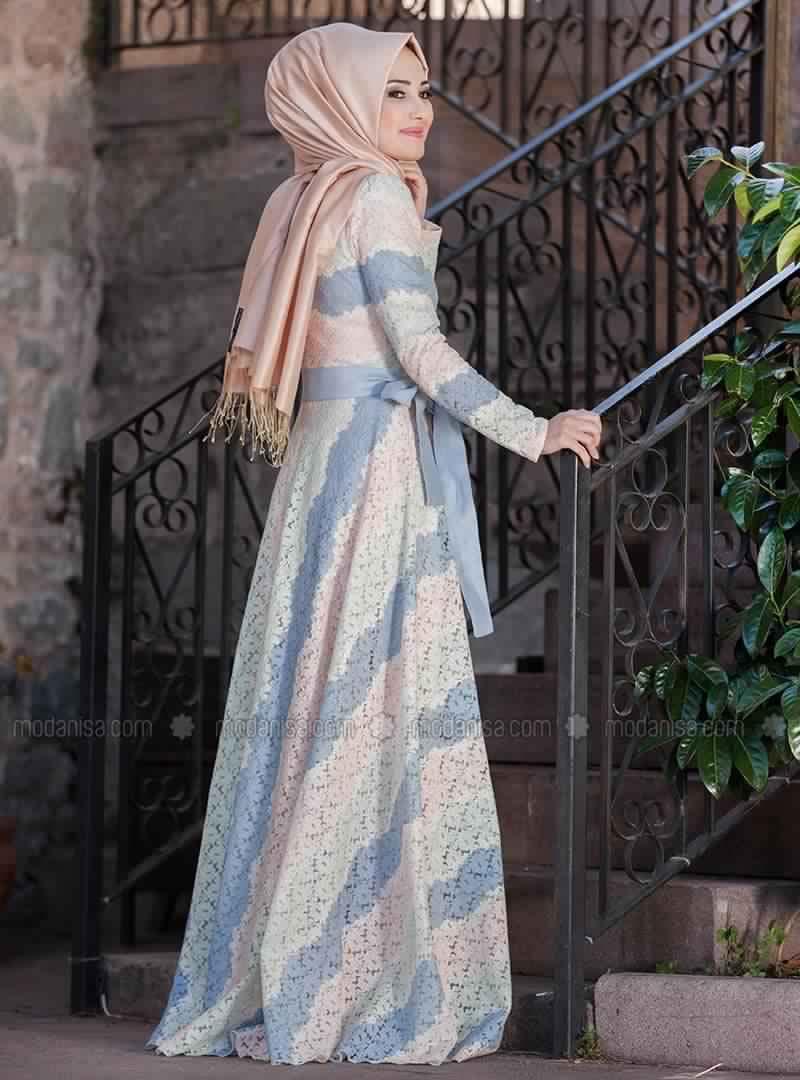 Prix Doux - Robe longue très Sublime pour Femme voilée 1
