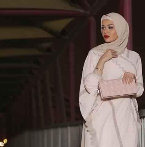 Quel sac a main porter avec une Abaya2