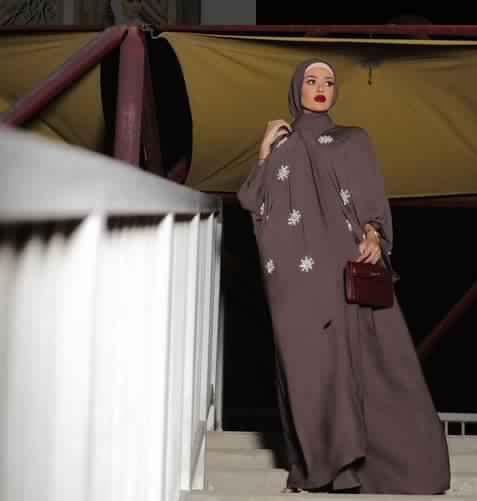Quel sac a main porter avec une Abaya3