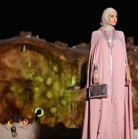 Quel sac a main porter avec une Abaya7