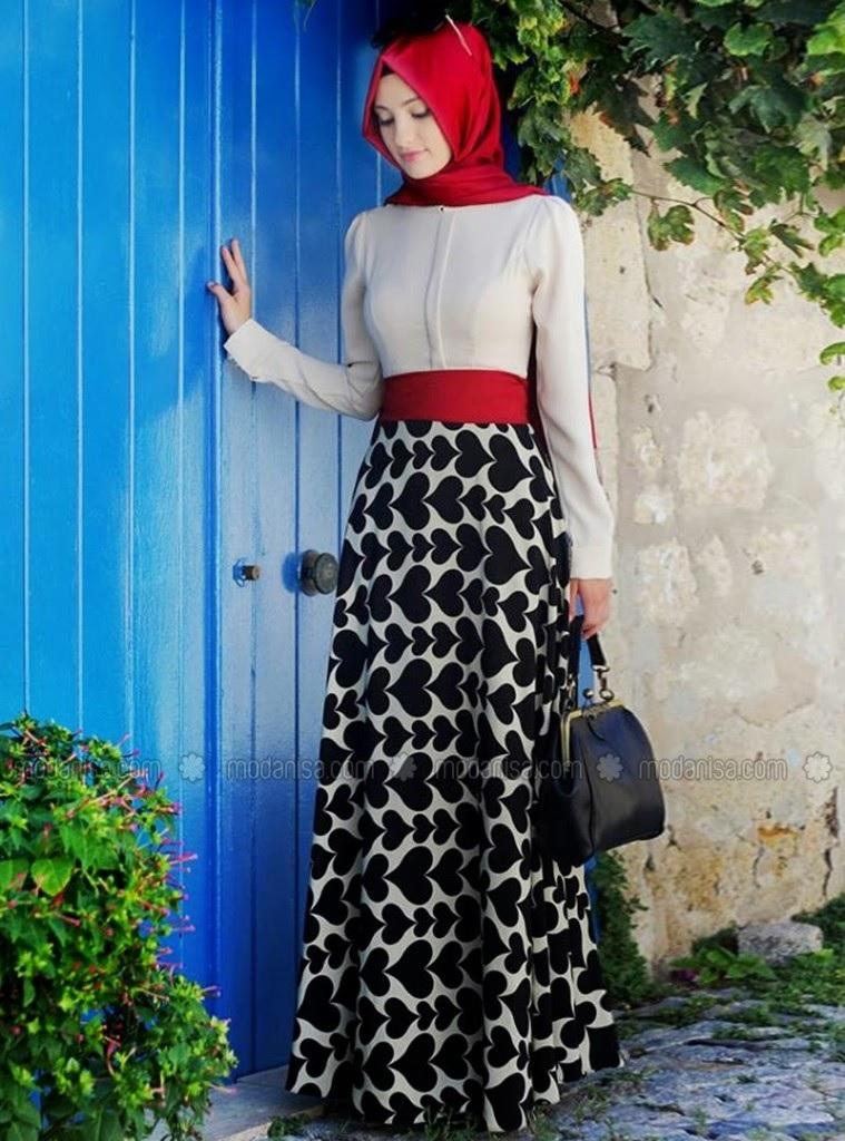 Style hijab 14