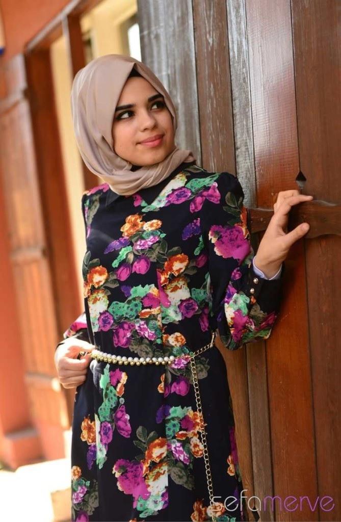 Style hijab 8