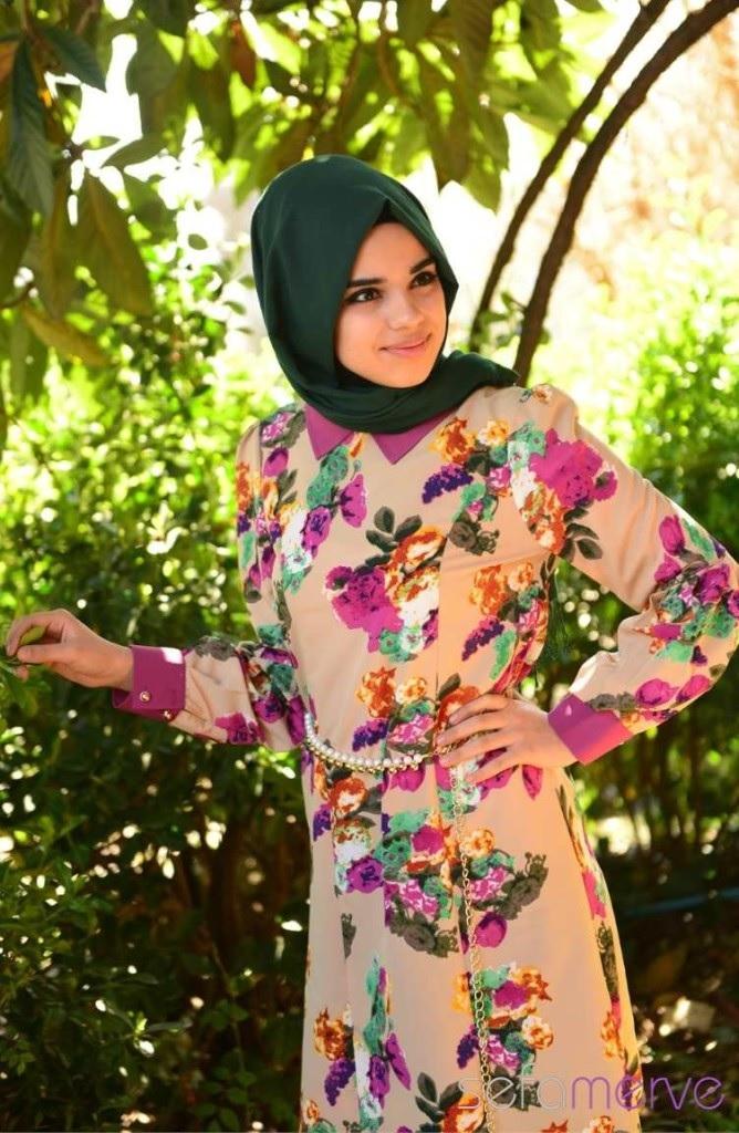 Style hijab 9