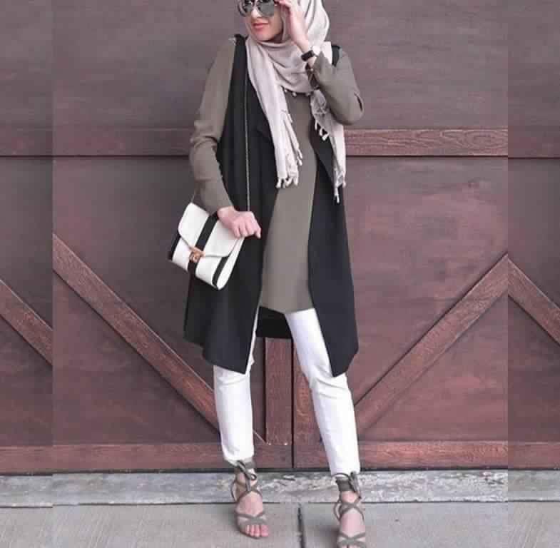 Tenue de Hijab11