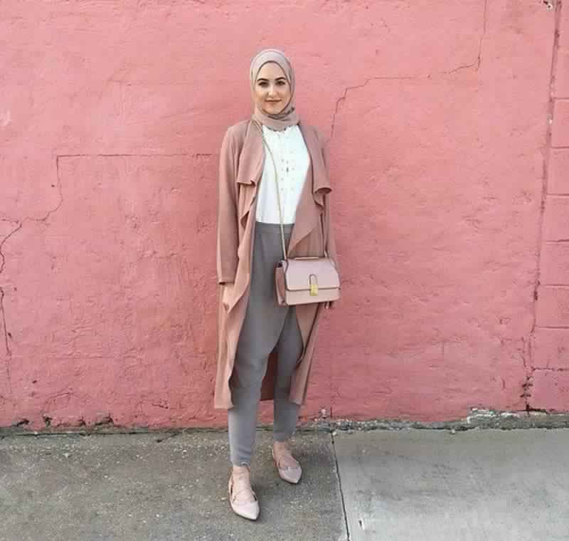 Tenue de Hijab13